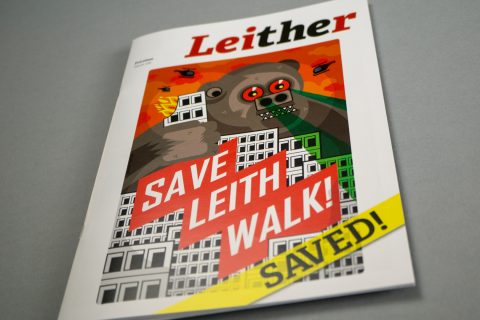 Leither